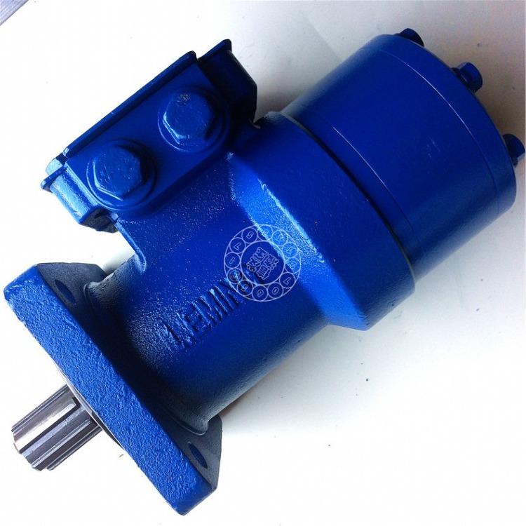 环卫设备专用液压油马达 马路清扫车摆线液压马达液压行走马达
