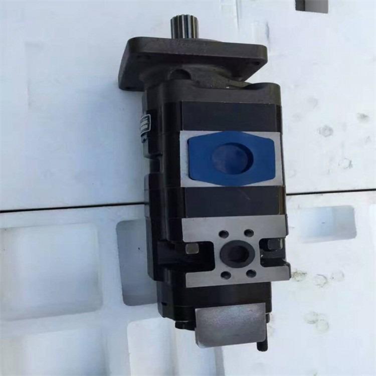 济南液压泵JHP20632050双联液压泵JHP20502050齿轮泵