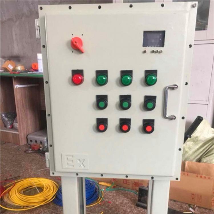 电加热温控防爆控制箱 电加热器防爆温控控制箱