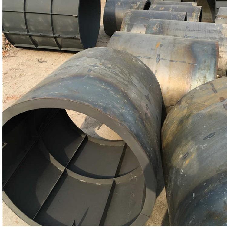 水泥检查井模具 消防井模具 消防井钢模具