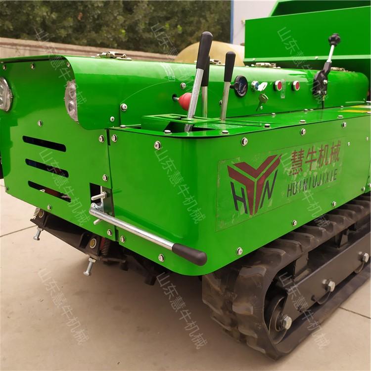 淮安自走式履带旋耕机开沟施肥机几缸发动机