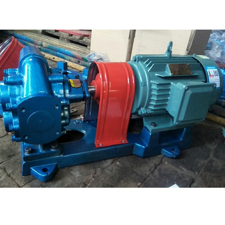 中盛泵业 渣油循环进料泵 2CG5硬齿面渣油泵 渣油渣油泵 循环渣油泵