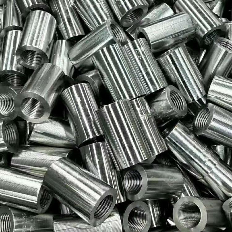 钢筋套筒  直螺纹套筒 变径套筒  冷挤压套筒 螺纹钢套筒 异型套筒 M12-M60