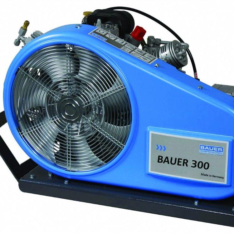 德国宝华高压空气压缩机 BAUER 300