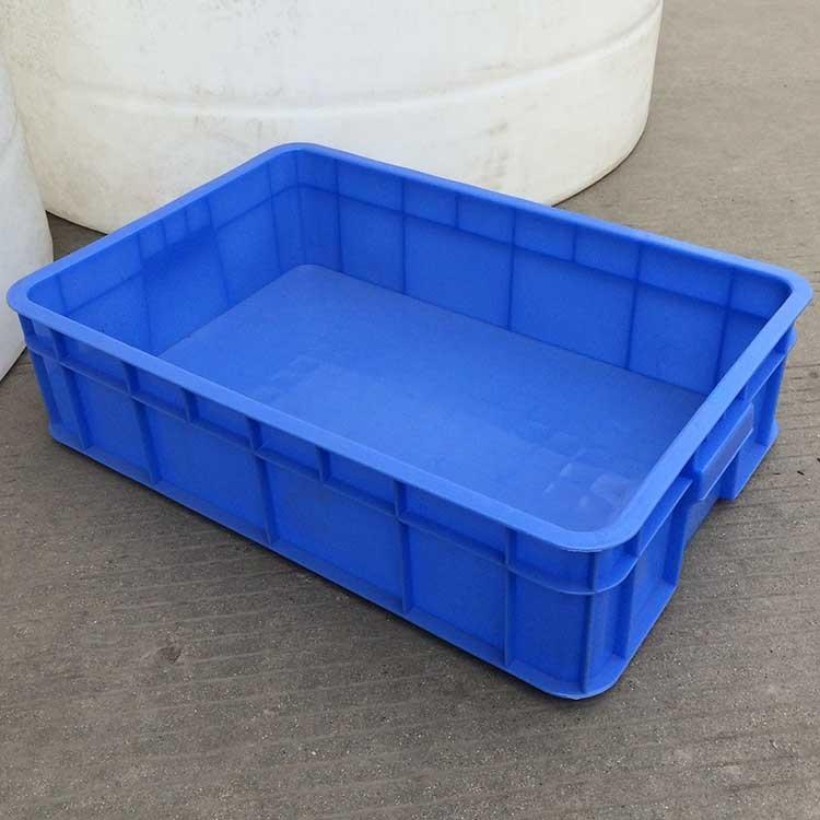 河源乔丰塑料箱 冷库周转箱 塑料周转箱材质