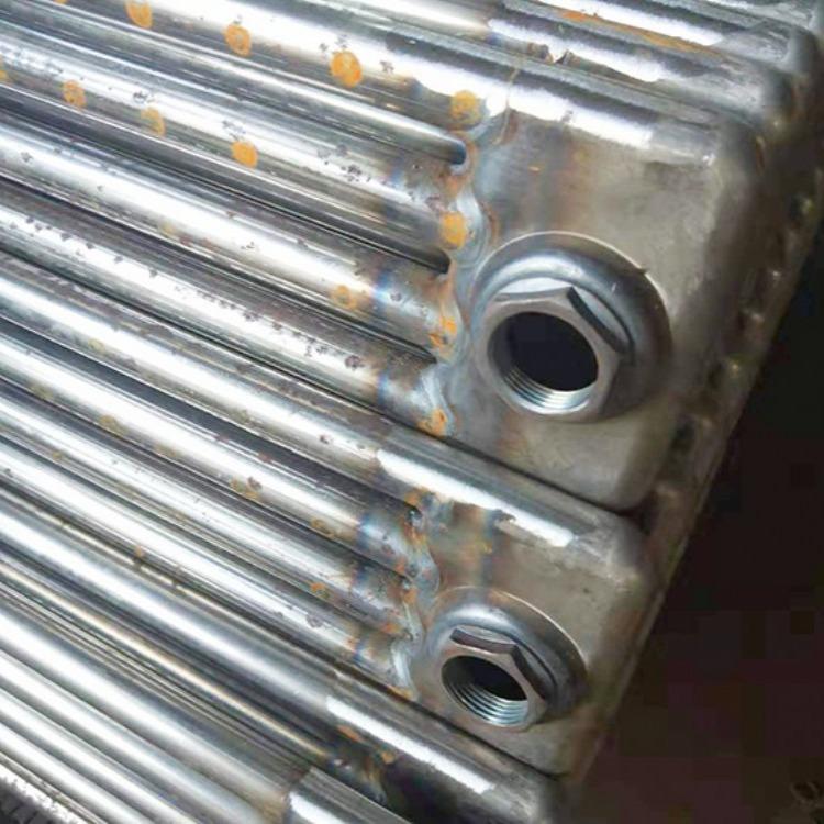钢五柱散热器散热量 QFGZ516钢五柱散热器 钢五柱散热器安装过程