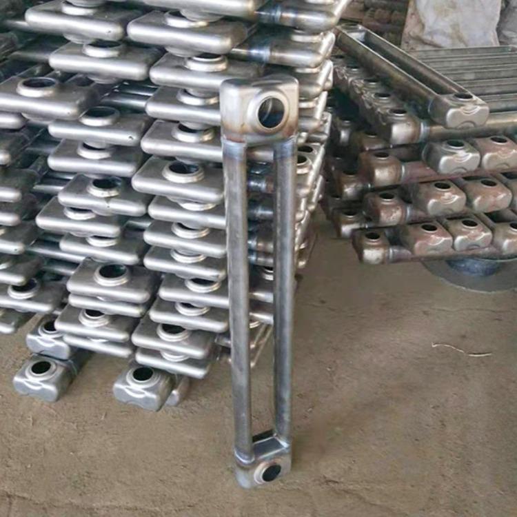 GZ2-60X30 钢二柱暖气片 圆头柱型暖气片 钢二柱暖气片加工