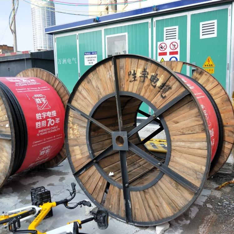 广东胜宇电缆回收 胜宇二手电缆回收 广州胜宇旧电缆回收价格