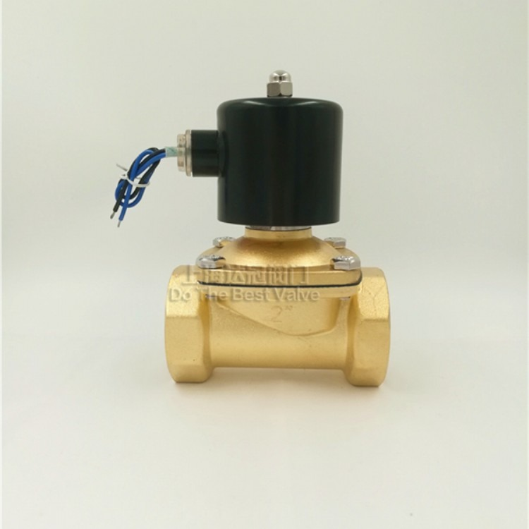 2W250-25电磁阀2W160-15电磁阀 达冠牌