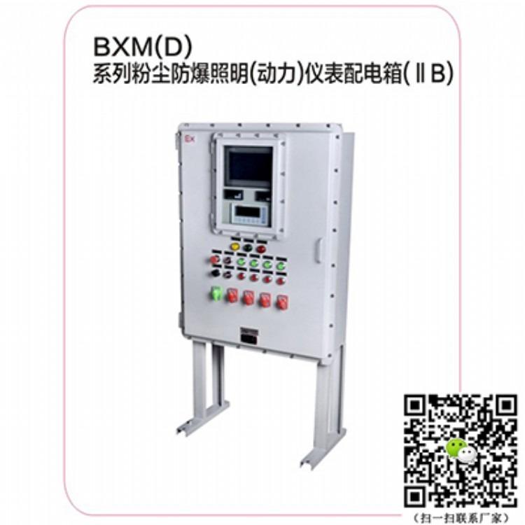 BXM(D)系列防爆照明(动力)配电柜 (IIB,IIC)