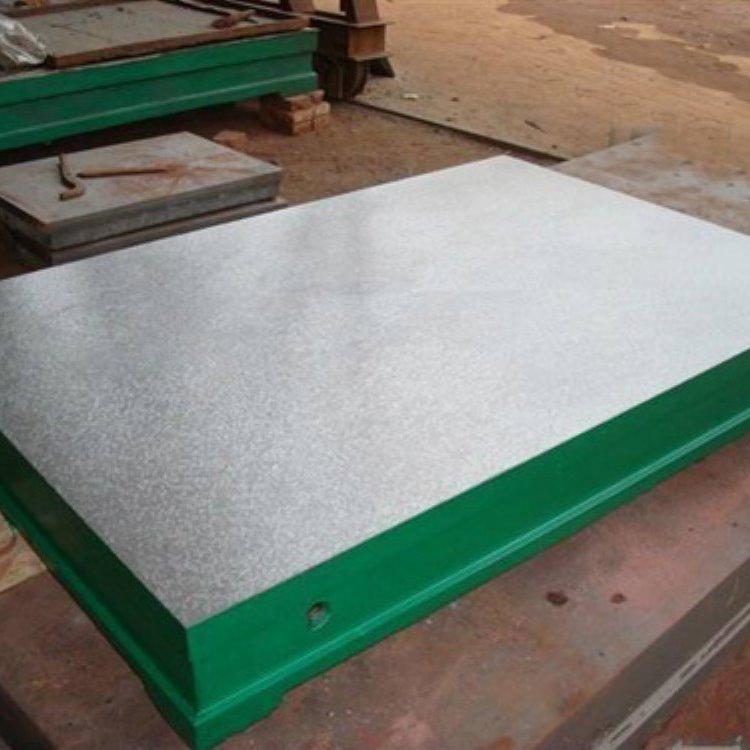 铸铁检验平台加工 铸铁平台厂家