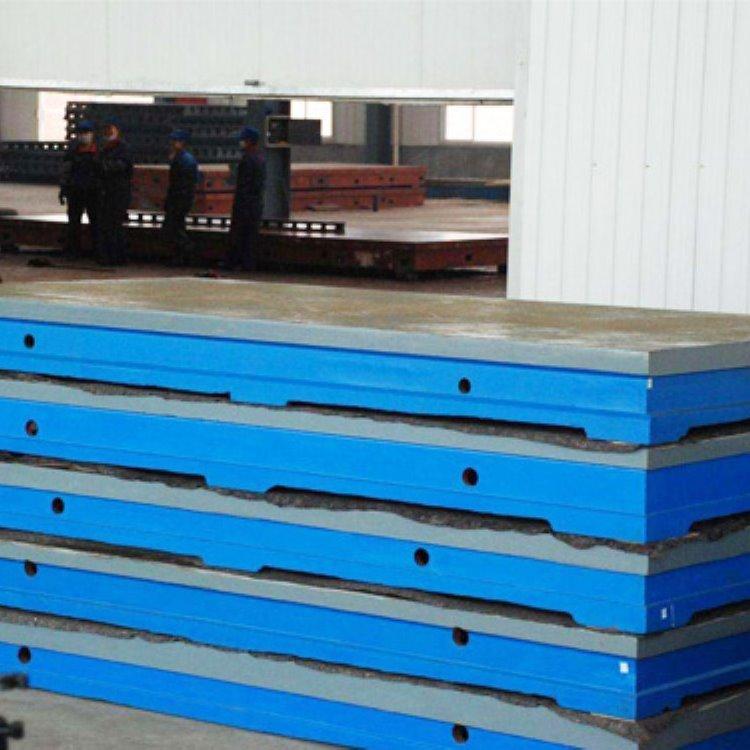 高精密拼接平板 铸铁平台1000*1500