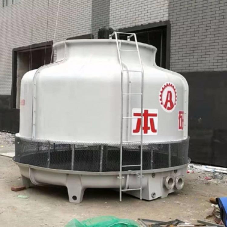 苏州昆山市冷却塔安装现场图、工地组装冷却塔