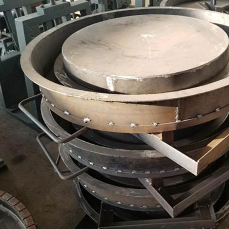 保定生产盖板式检查井模具 水泥盖板式检查井钢模具厂家 方瑞 检查井模具专业厂家