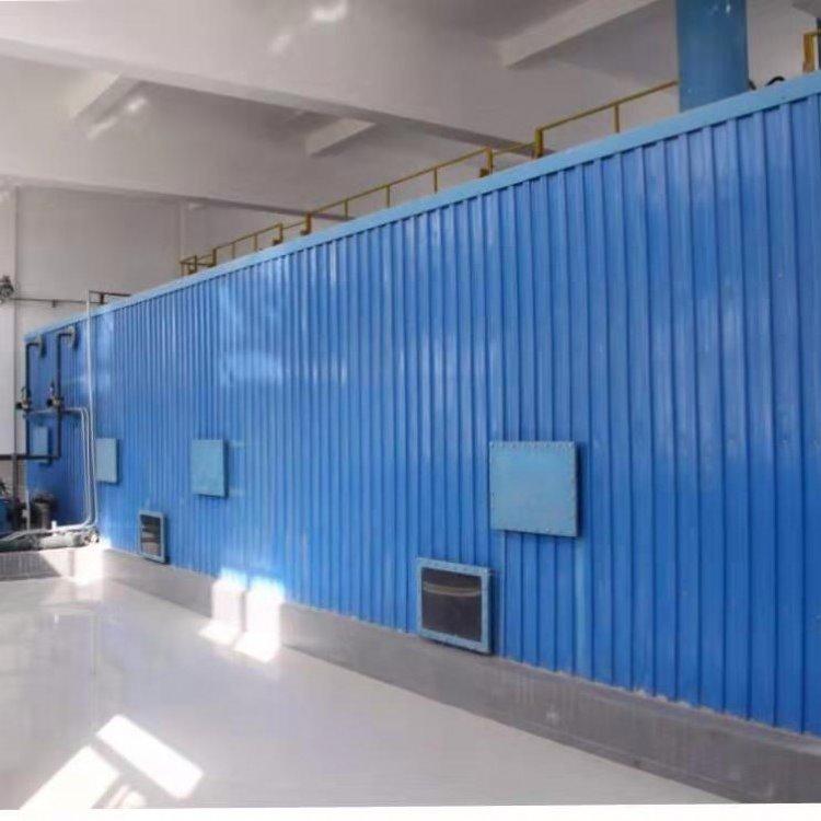 污水处理厂生物除臭装置