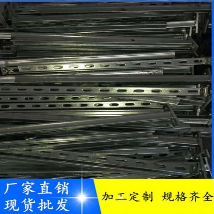 钢制电缆桥架支架 桥架托臂 电缆沟专用支架 桥架托架配件齐全