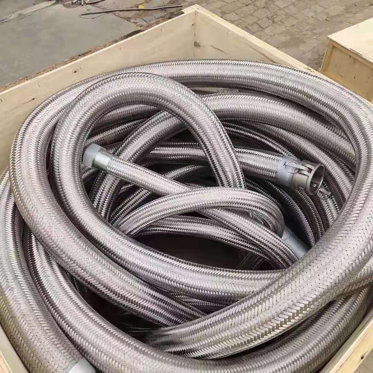 厂家推荐 不锈钢软管厂家 高压金属编织软管 不锈钢耐压金属软管