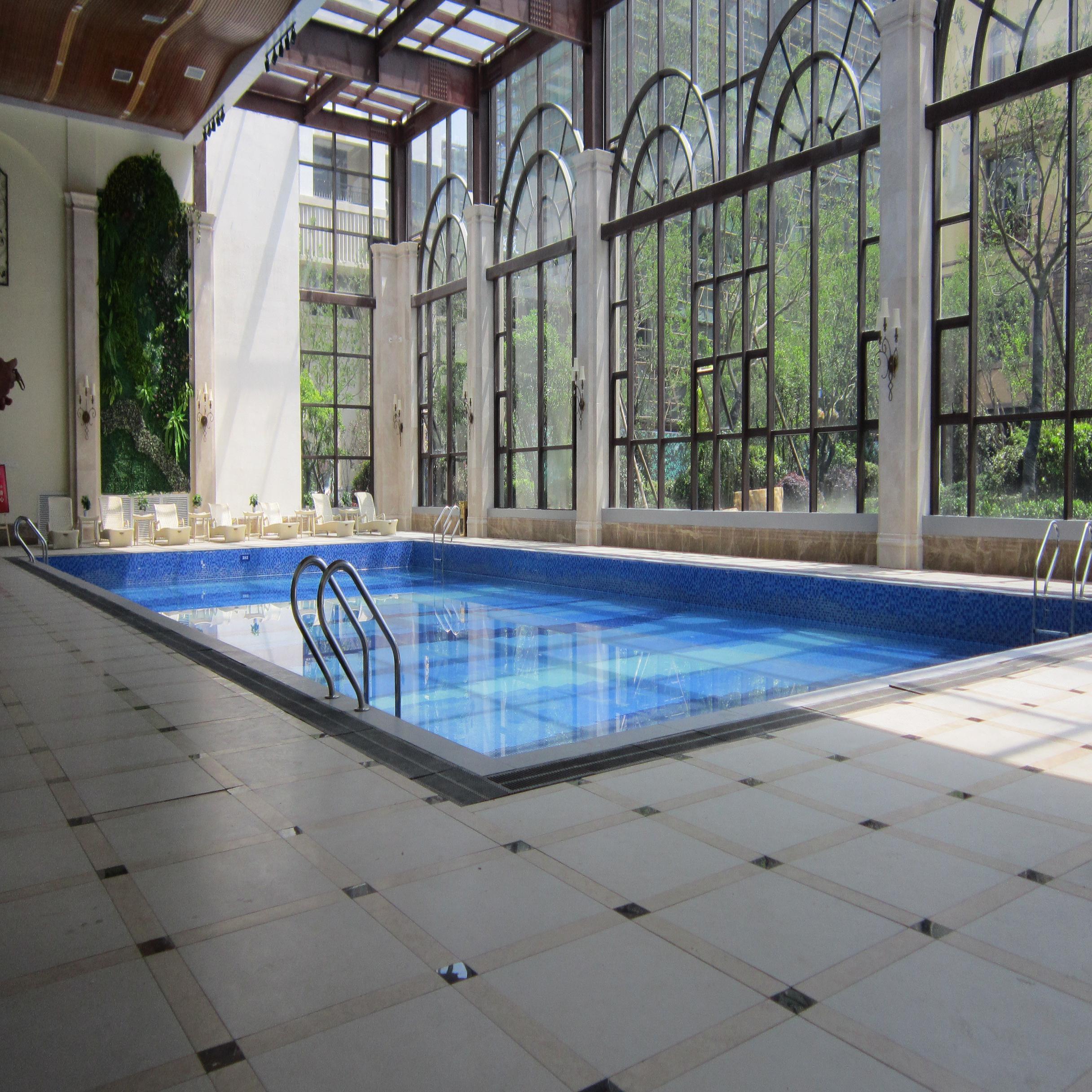 标准泳池水处理标准游泳池水处理厂价价格