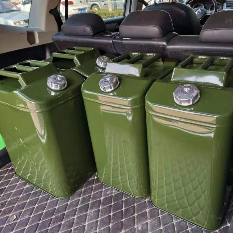 全新汽油桶机油桶柴油桶35升L方桶