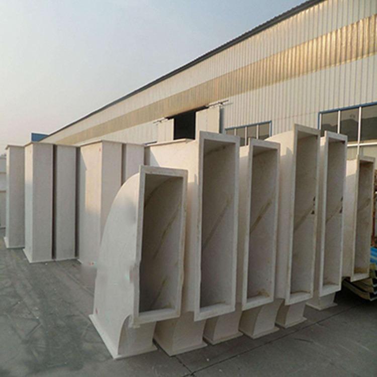 新品加工无机风管 不燃型无机玻璃钢风管 无树脂风管