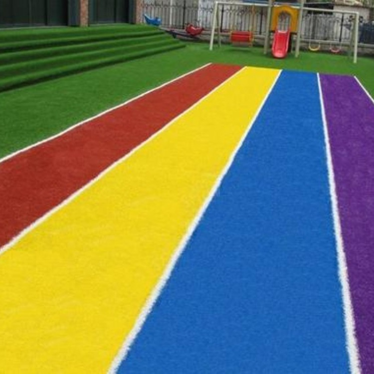 幼儿园草坪,幼儿园人造草平,幼儿园人工草坪,山东鑫威体育欢迎咨询