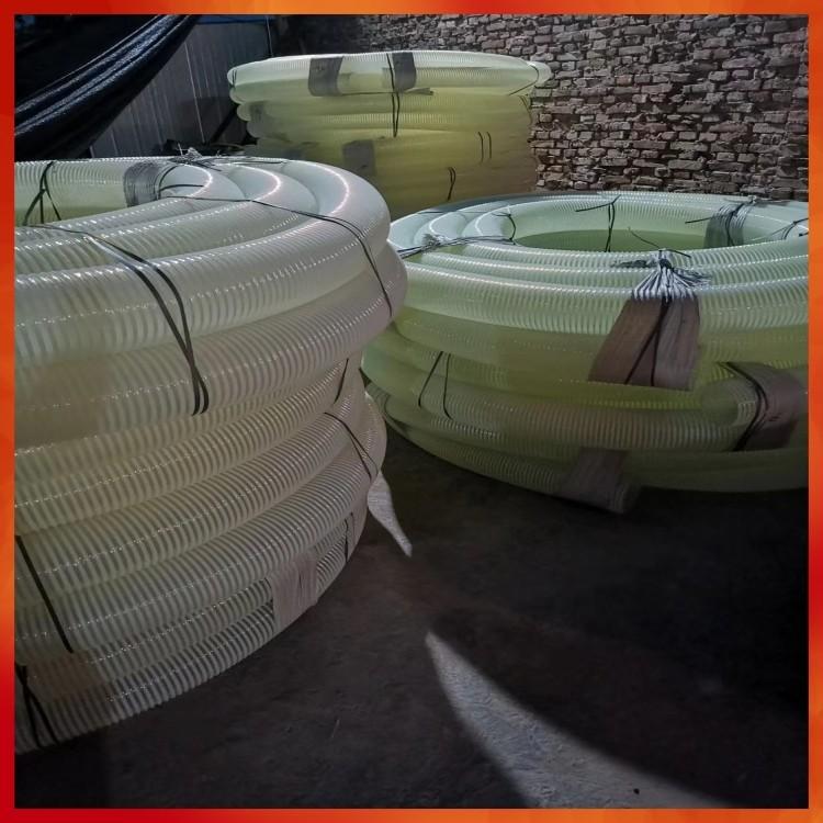 钻机专用管PVC螺旋管市场价格厂家供应