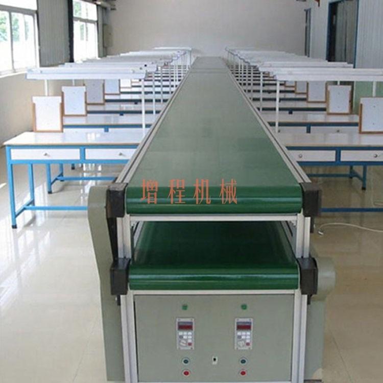 蔬菜输送机 装车机 仓库输送带 超市输送机 流水线PVC输送机