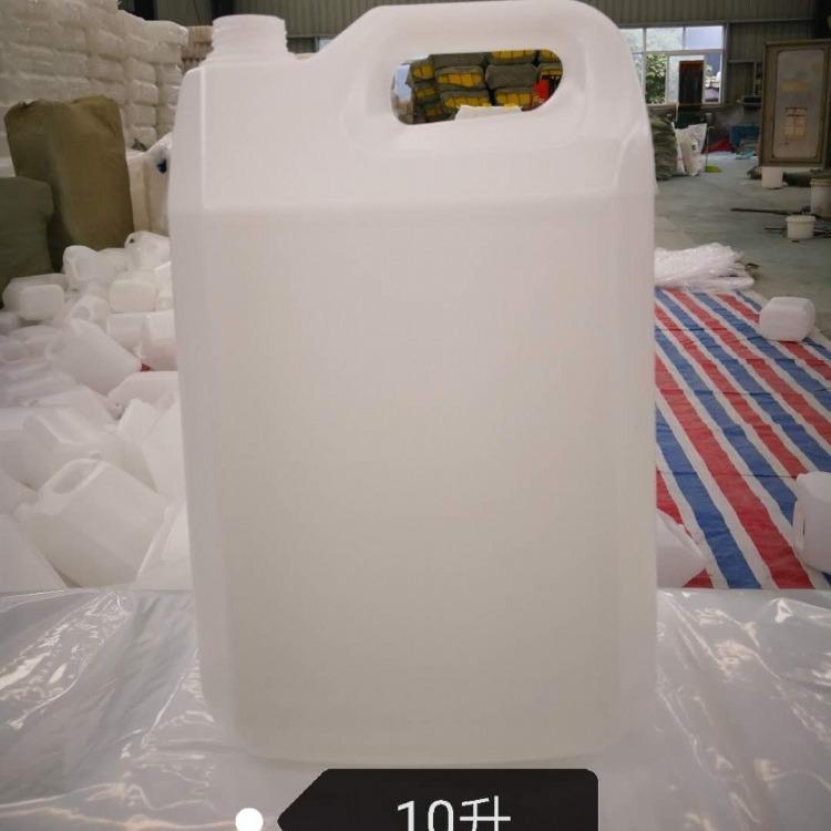 河南塑料壶10公斤尿素桶河南化工产品包装桶