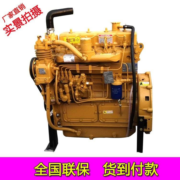 长兴增压ZH4102ZY4柴油机-配套小铲车发动机  带气泵无级变速4102铲车发动机 -潍柴柴油发动机