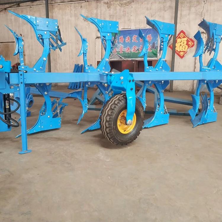 拖拉机带液压翻转犁 双向液压翻转犁 227液压翻转犁供应