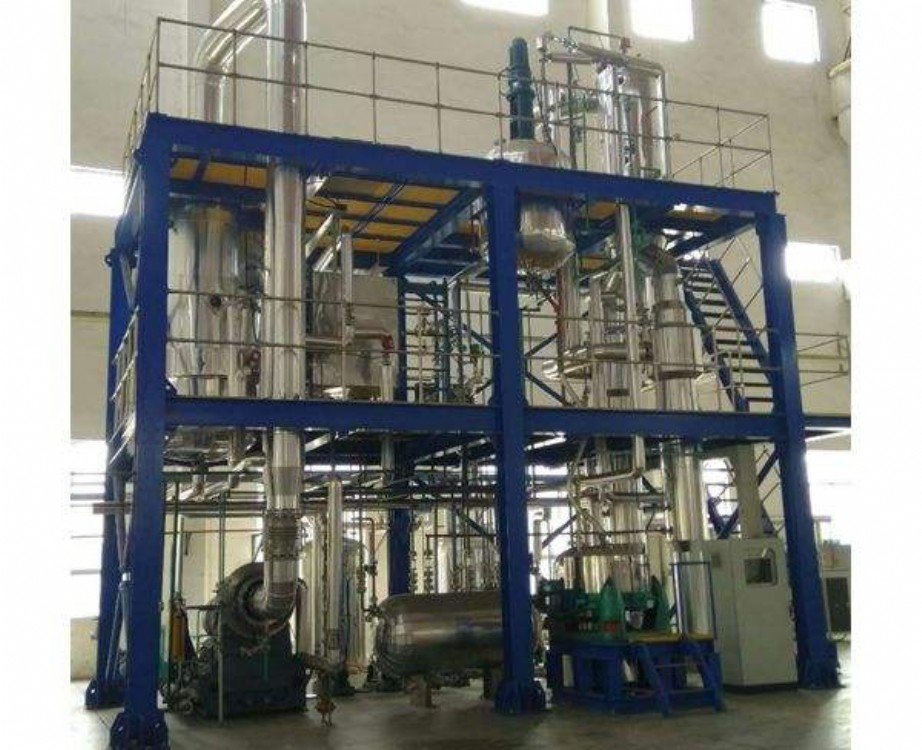 蒸发器的作用是什么