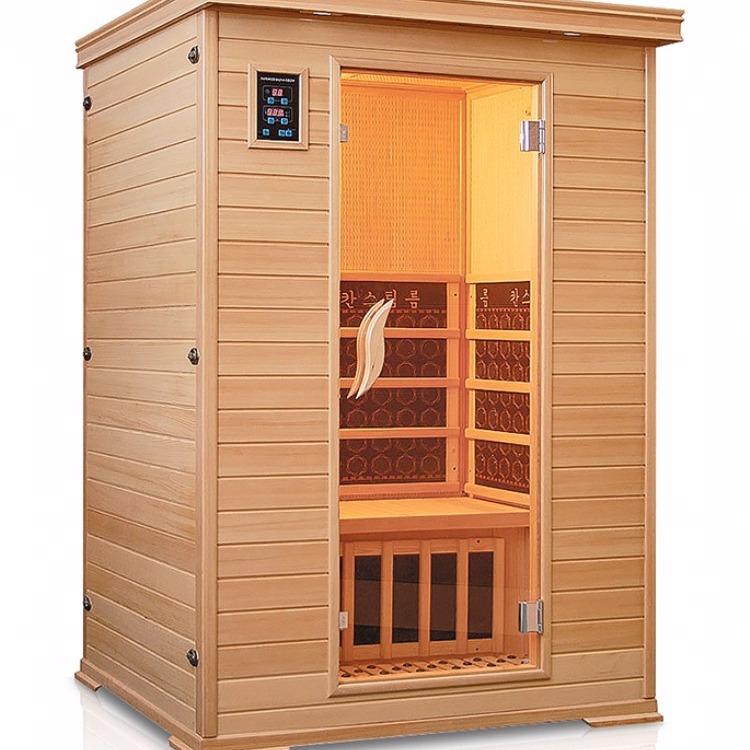 家用单人汗蒸房生产小型家用汗蒸房艺路发10年公司
