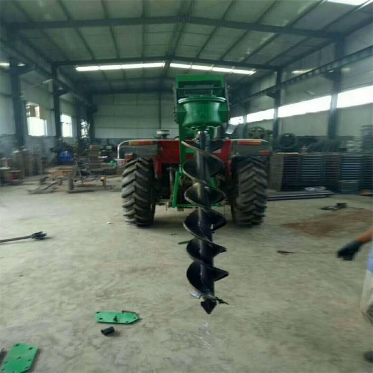 宿州果树施肥打坑机 打坑机钻头生产厂家