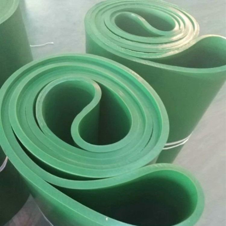 PVC输送带 轻型PVC输送带厂 轻型PVC带  绿色PVC带