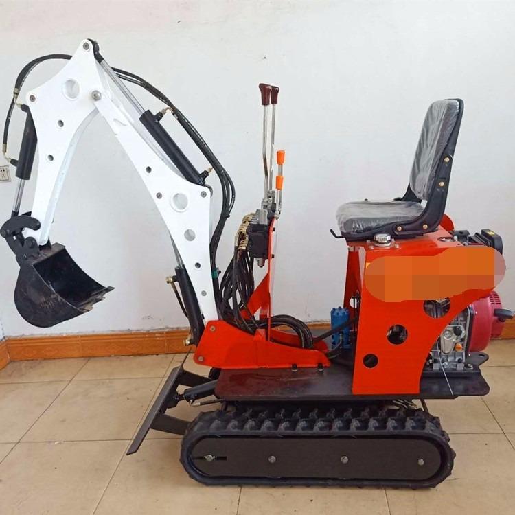 批发履带小型挖掘机 0.8吨挖掘机 迷你型挖掘机生产厂家