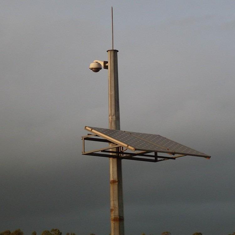 单晶太阳能电池板 光伏电池板 家用发电系统 太阳能监控系统
