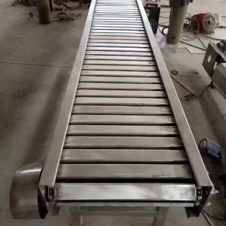 自动化流水线厂家定制网带输送机 链板输送机