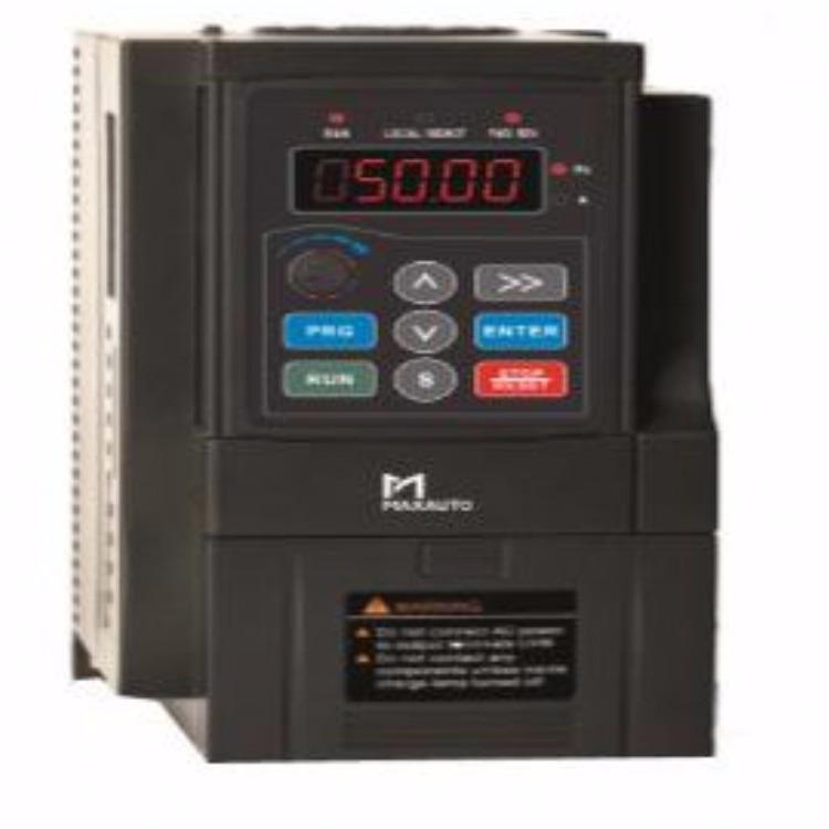 麦索尼克变频器单项220V变频器0.75KW变频器 变频调速 现货供应