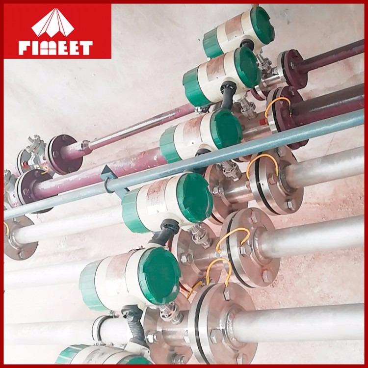 液压系统流量计 法米特法兰式流量计 插入式涡轮流量计
