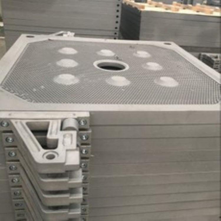 1250型厢式压滤机滤板安装方法与保养