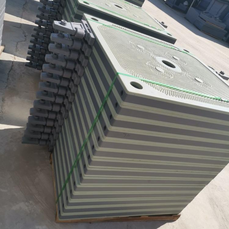 厂家销售 压滤机隔膜滤板 景纬 压滤机厢式滤板厂家  大量现货