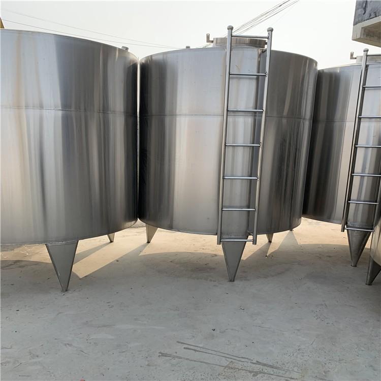厂家定做不锈钢罐 酿酒类不锈钢储罐