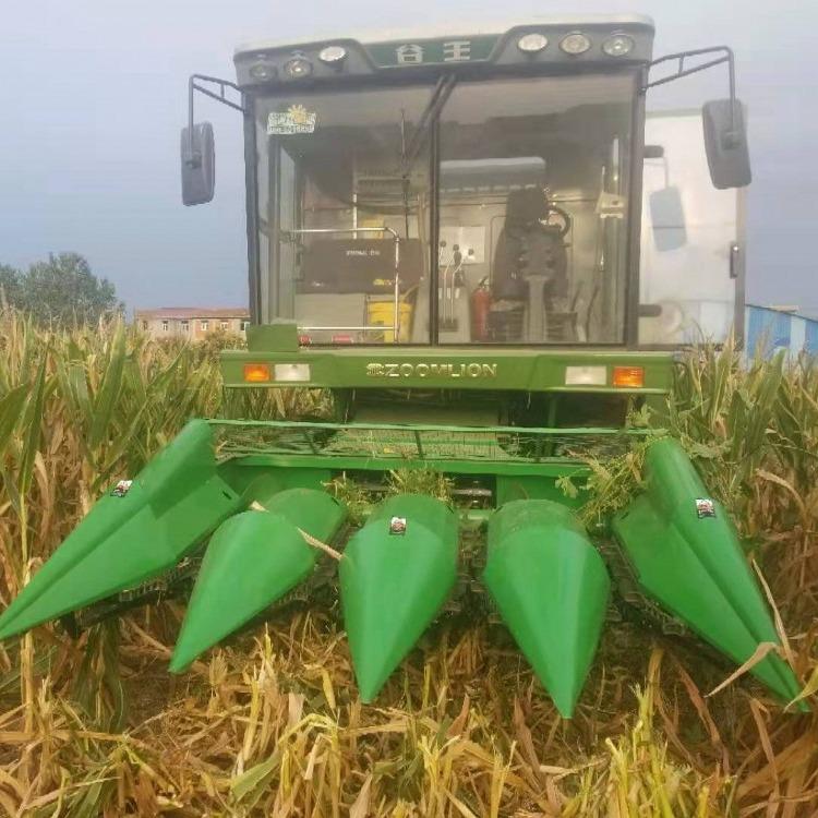 小麦收割机  改装玉米收割机型号