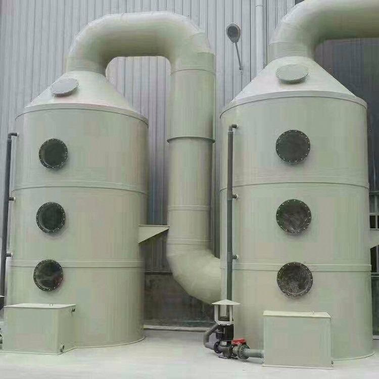 济宁鸿宸专业生产净化吸收设备 除臭除尘设备
