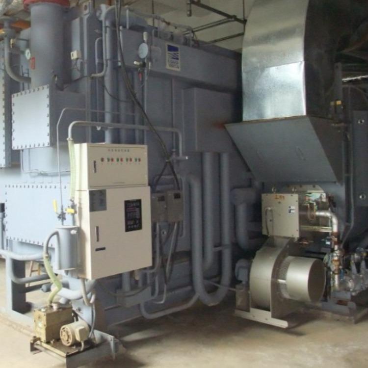 溴化锂空调调剂,二手鹿牌溴化锂中央空调回收,溴化锂空调