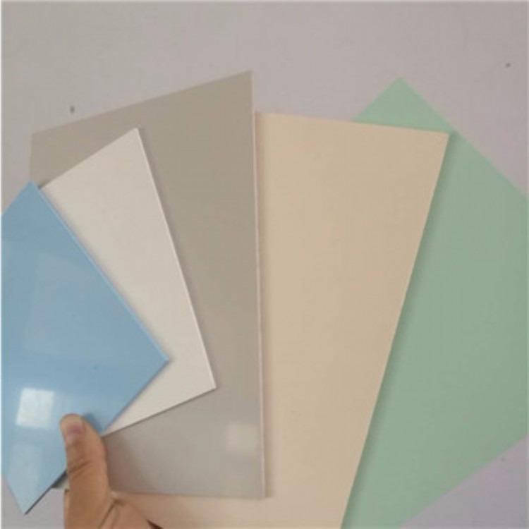 邹平利信PVC塑料板板面平整光洁无气泡原装现货