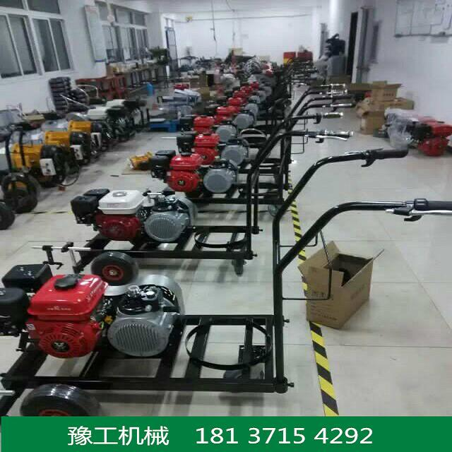 物业小区划线机 价格多少热熔划线机 冷喷划线机安全操作方法