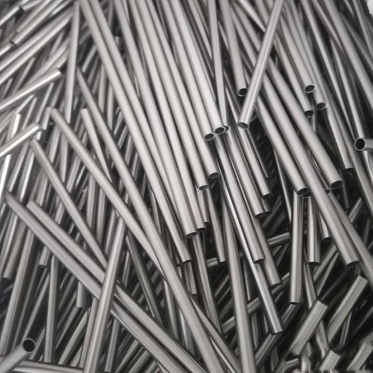 邯郸直销304不锈钢果汁吸管  弯吸管压槽螺纹  直吸管6.0*215mm