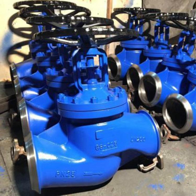 三科阀门厂家供应WJ61H焊接波纹管截止阀、波纹管截止阀、波纹管焊接截止阀
