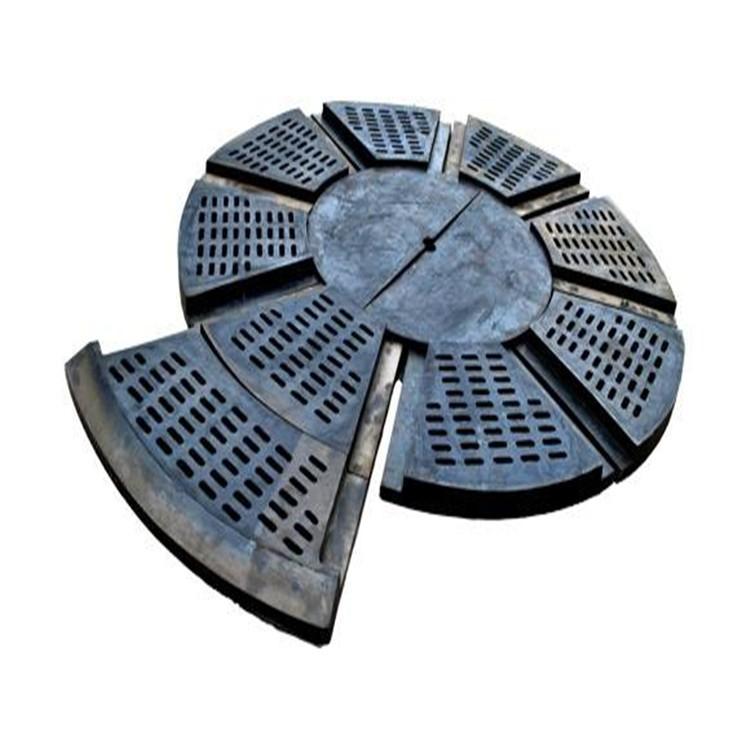 隆发品牌福建球磨机橡胶衬板  ,莱州耐磨橡胶衬板  生产厂
